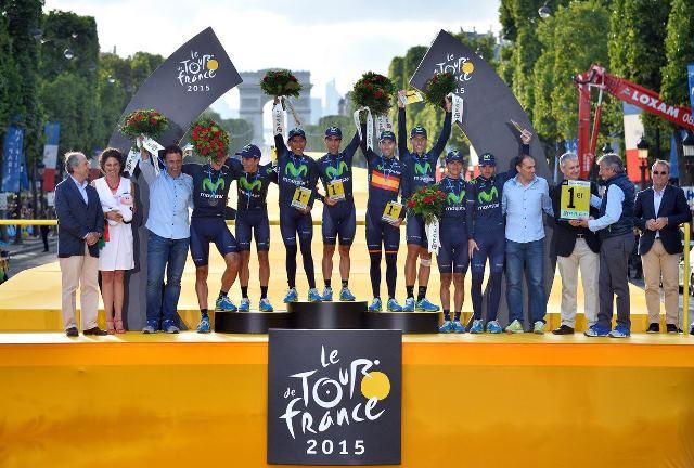 Эусебио Унсуэ о выступлении Кинтаны, Вальверде и команды Movistar на Тур де Франс-2015