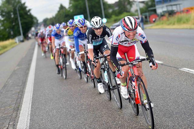Сергей Лагутин – бронзовый призер «Тура Валлонии»