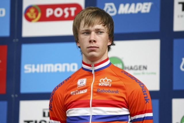 Стевен Ламмертинк - новый гонщик команды LottoNL-Jumbo