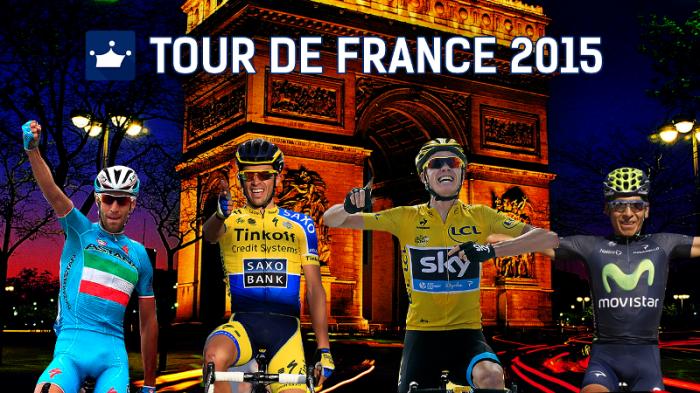 Фавориты Тур де Франс-2015. Видео-превью