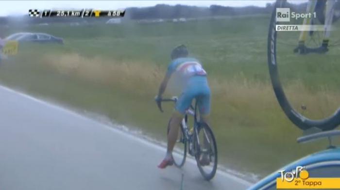 Винченцо Нибали: «Тур де Франс-2015 только начинается»