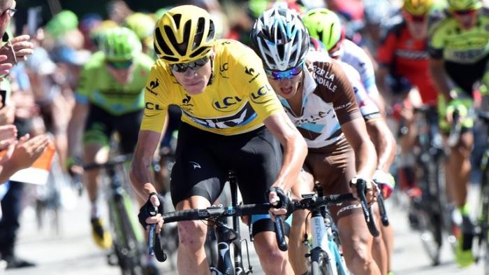 Крис Фрум о «Большой Пятёрке» претендентов на победу в Тур де Франс-2015