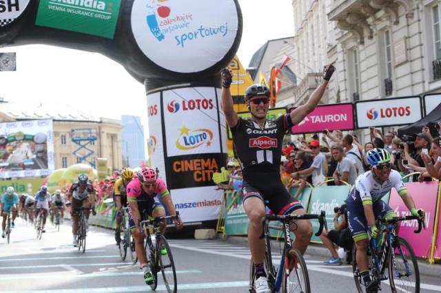 Марсель Киттель - победитель 1 этапа Тура Польши-2015