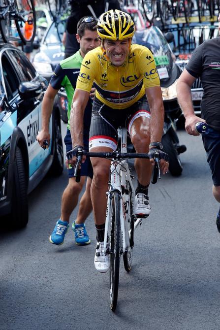 Фабиан Канчеллара сходит с Тур де Франс-2015