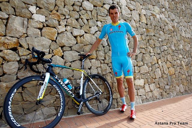 Луис-Леон Санчес продлил контракт с казахстанской командой Astana