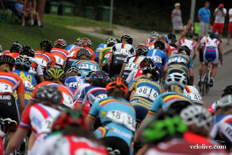 чемпионат Европы по велоспорту на шоссе в Тарту