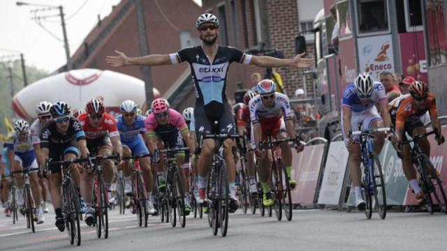 Том Боонен - победитель 3 этапа Энеко Тура-2015