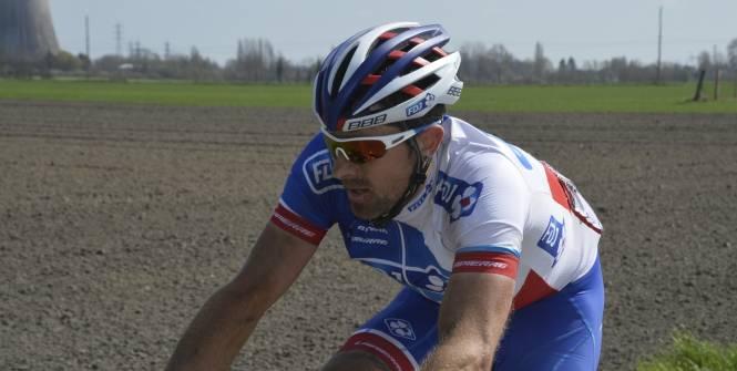 Руководство команды FDJ сняло Давида Буше с многодневки Энеко Тур-2015