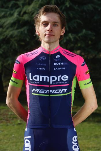 Илья Кошевой дебютирует на Вуэльте Испании в составе команды Lampre-Merida