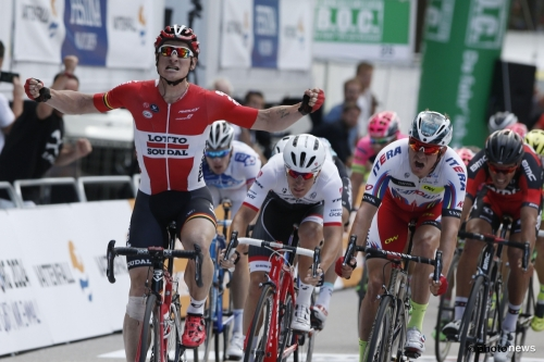 Андре Грайпель - победитель Vattenfall Cyclassics-2015