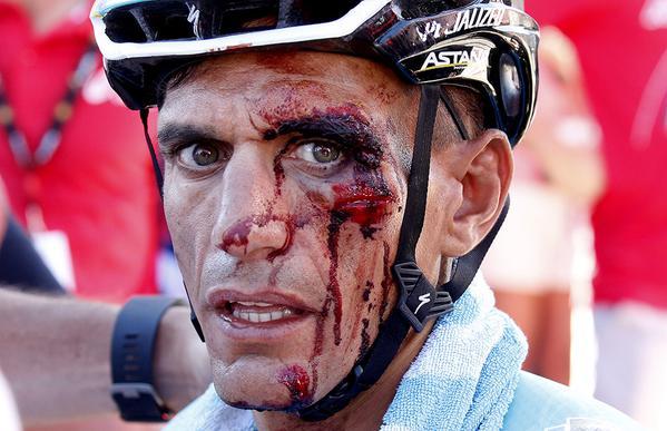 Страницы истории велоспорта: Вуэльта Испании - 2015