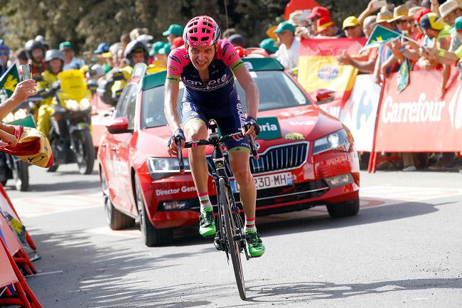Илья Кошевой о 7-м этапе Вуэльты Испании-2015