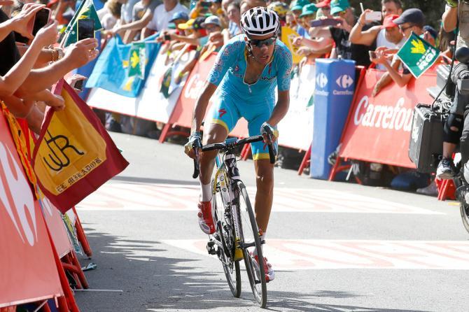 Фабио Ару и Микель Ланда о 7-м этапе Вуэльты Испании-2015