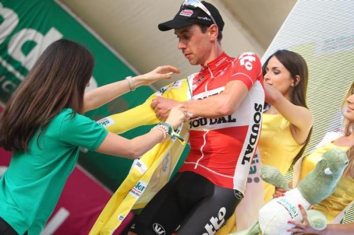 Барт де Клерк - победитель 5-го этапа Тура Польши-2015