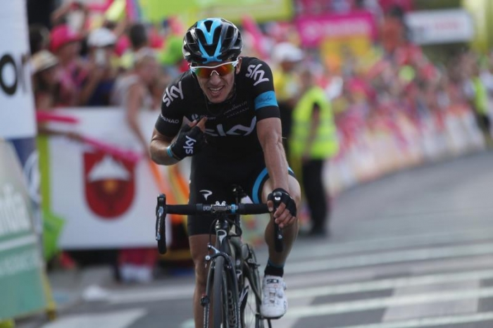 Серхио Энао - победитель королевского горного этапа Тура Польши-2015