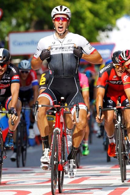 Данни ван Поппель: «Это был мой первый шанс на этой Вуэльте Испании-2015»