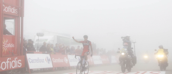 Алессандро Де Марки - победитель 14 этапа Вуэльты Испании-2015