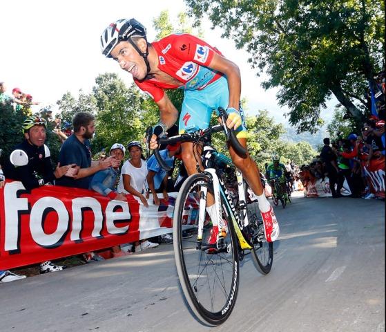 Фабио Ару о 16-м этапе Вуэльты Испании-2015