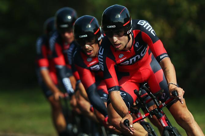 Команда BMC защитила звание чемпиона мира в командной гонке на время (TTT)