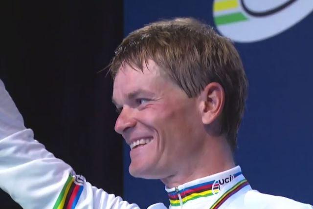 Василий Кириенко – чемпион мира в индивидуальной гонке на время