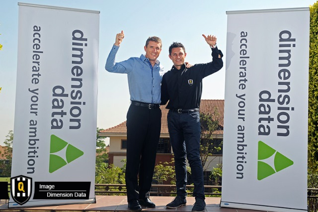 Dimension Data - новый спонсор южноафриканской команды на 2016 год