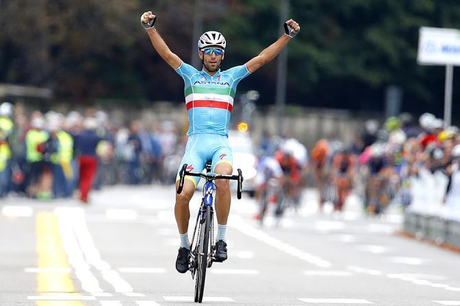 Винченцо Нибали - победитель Tre Valli Varesine-2015