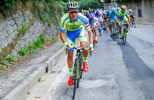 Рафал Майка – второй в гонке «Милан – Турин»