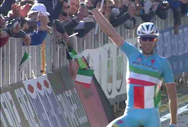 Винченцо Нибали – победитель Ломбардии-2015