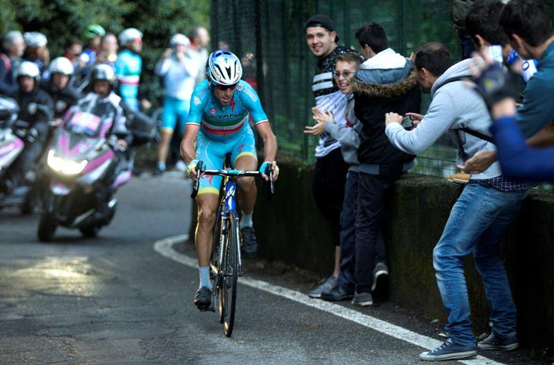 Календарь Винченцо Нибали до Олимпийских Игр-2016