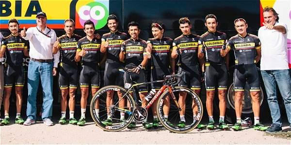 Команда Colombia-Coldeportes ищет спонсоров