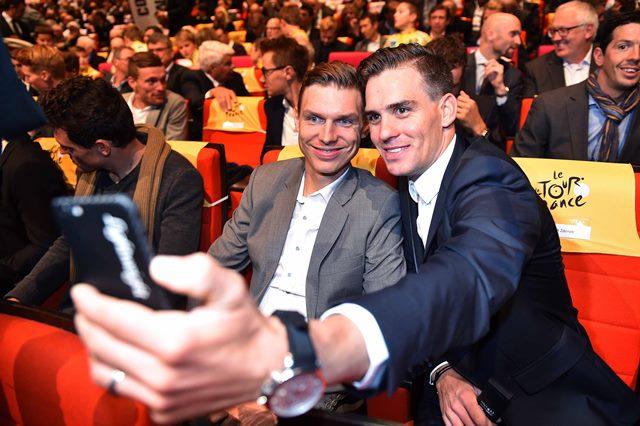 Тони Мартин и Зденек Штыбар о маршруте Тур де Франс-2016