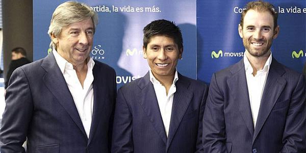 Наиро Кинтана, Алехандро Вальверде и Эусебио Унсуэ о маршруте Тур де Франс-2016