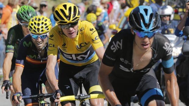 Ричи Порт о Крисе Фруме, Тиджее Ван Гардерене и Тур де Франс-2016