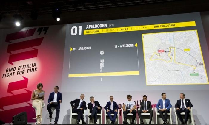 Саган, Нибали, Вальверде и Контадор о маршруте Джиро д'Италия-2016