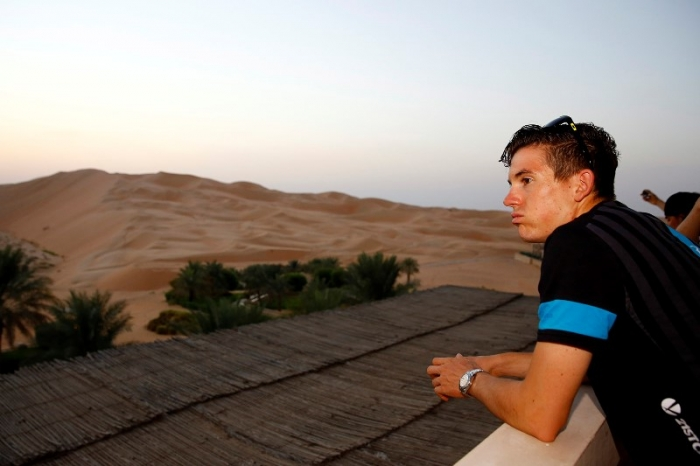 Маршрут Тура Абу Даби-2015