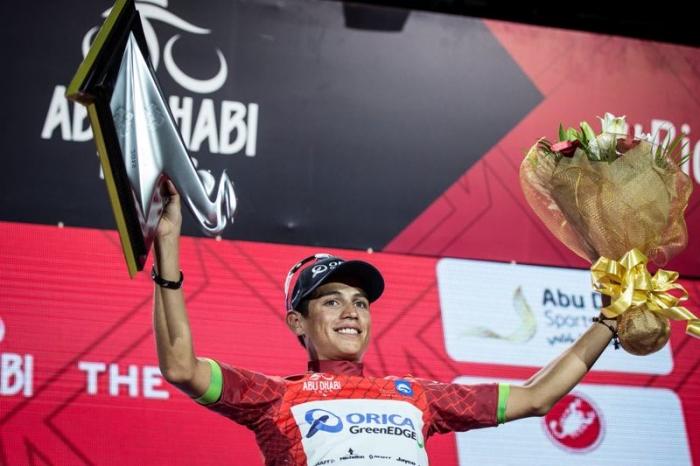Эстебан Чавес: «У меня две главных цели в 2016 году - Джиро д'Италия и Вуэльта Испании»