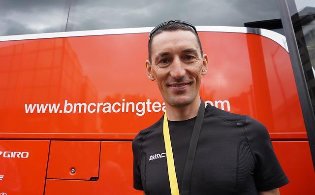 Марко Пинотти: мысли о будущем велоспорта