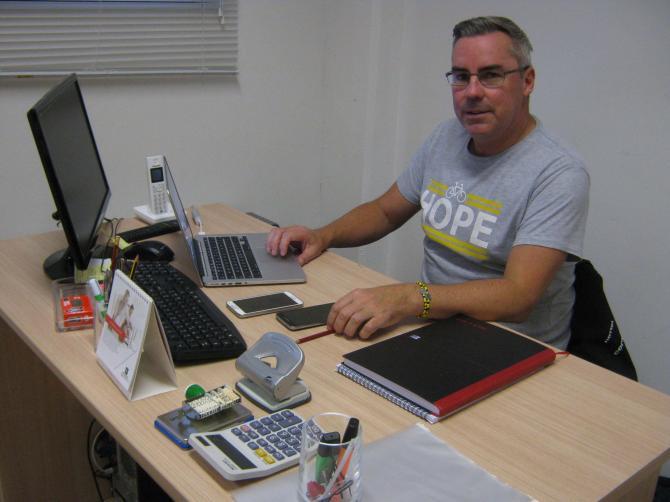 Генеральный директор MTN-Qhubeka о контракте с Марком Кэвендишем и задачах команды