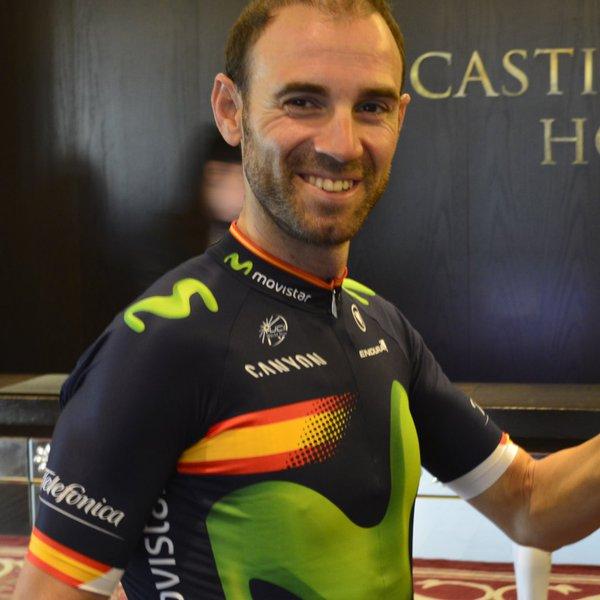 Алехандро Вальверде в 2016 году дебютирует на Туре Фландрии и Джиро д'Италия