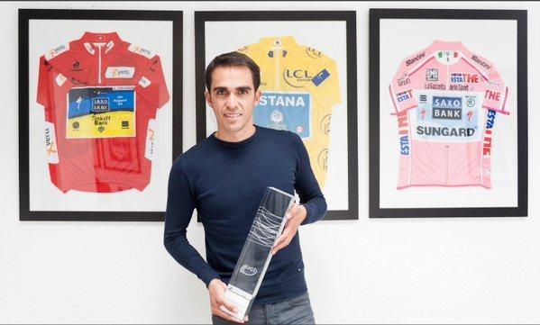 """Альберто Контадор: """"Я предпочёл бы выиграть Тур де Франс и закончить карьеру"""""""