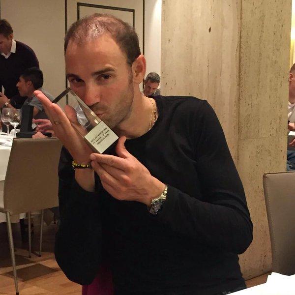 Алехандро Вальверде: «Я поеду сражаться за подиум Джиро д'Италия-2016»