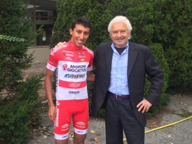 Новая велоформа команды Androni – Sidermec