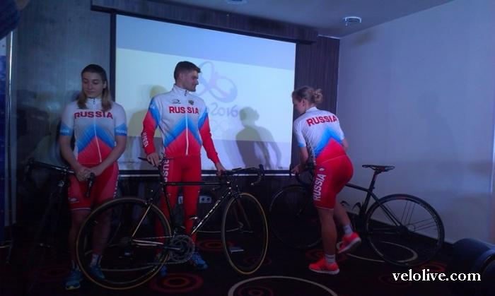 Ренат Хамидулин о планах команды «РусВело» на 2016 год и олимпийской трассе