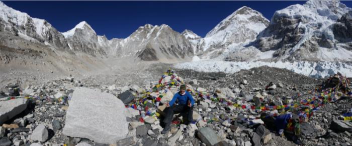 Хайкинг в Гималаях для подготовки к Гран-турам