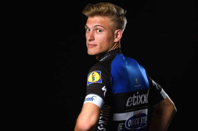 Новая велоформа команды Etixx-Quick Step на 2016 год