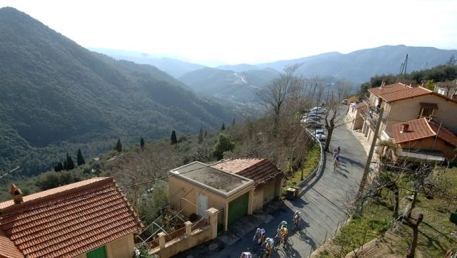Новая французская велогонка «Средиземноморье»