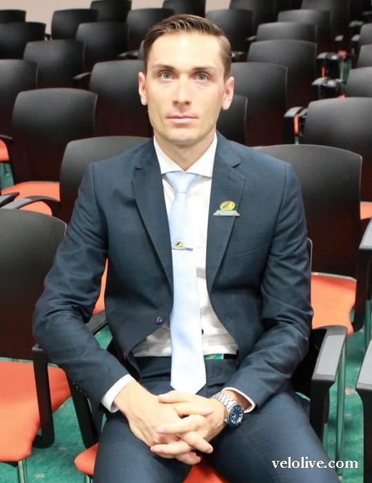 Интервью Андрея Гривко (Astana Pro Team)