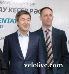Вице-президент Казахстанской федерации велоспорта Раимбек Баталов о развитии велоспорта в Казахстане