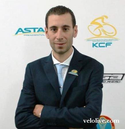 Винченцо Нибали: «К старту Джиро д'Италия планирую выйти на пик формы»