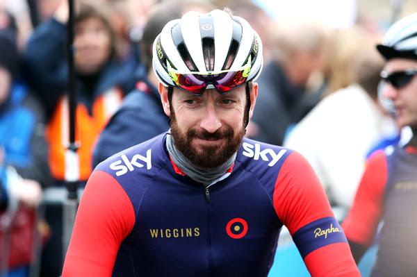 Брэдли Уиггинс стартует на Туре Дубая-2016